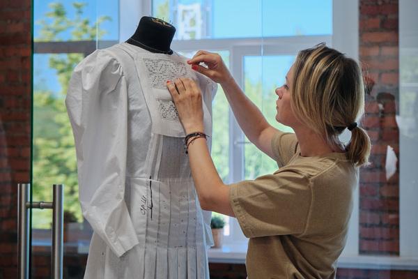 Александра Георгиева, дизайнер и креативный директор фабрики