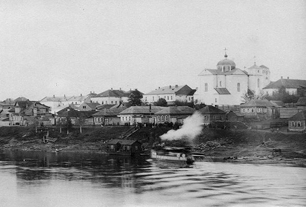 Город Велиж, Витебская губерния