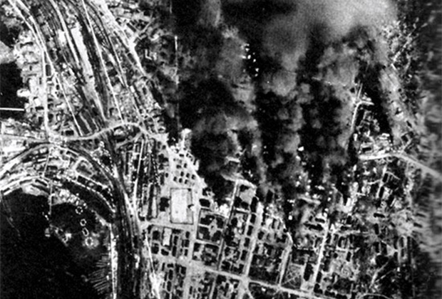 Бомбардировка Берлина. 1941 год