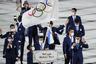 Под флагом МОК на Играх выступит команда беженцев. В ее составе 29 спортсменов, они будут состязаться в 12 видах спорта.