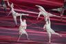Самой молодой участницей Игр станет 12-летняя сирийка Хенд Заза, которая выступит в соревнованиях по настольному теннису. Самой возрастной — 66-летняя австралийка Мэри Ханна, которая примет участие в турнире по конному спорту. Это ее шестая Олимпиада.