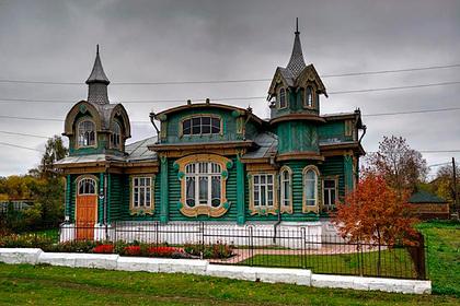 Дом Шорина в Гороховце