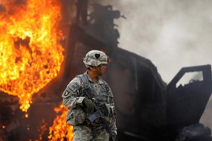США предупредили об «огромной проблеме» из-за ухода из Афганистана