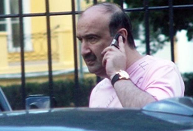 Вор в законе Ильгар Алиев (Данабаш)