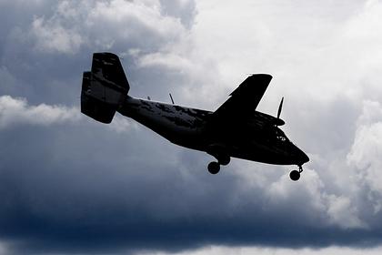 Легкомоторный самолет упал под Хабаровском