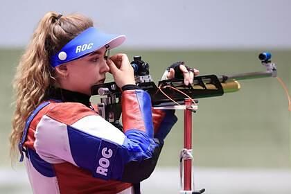 Россиянка сравнила себя с роботом после первой медали на Олимпиаде в Токио