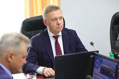 Мэр российского города заразился коронавирусом