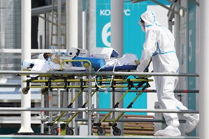 В Москве количество скончавшихся от COVID-19 превысило 25 тысяч
