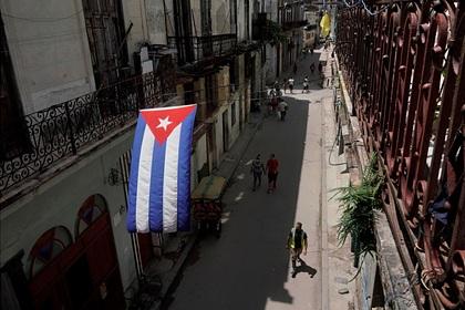 На Кубу прибыла гуманитарная помощь из России