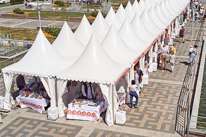 Этно-культурный фестиваль прошел в Татарстане