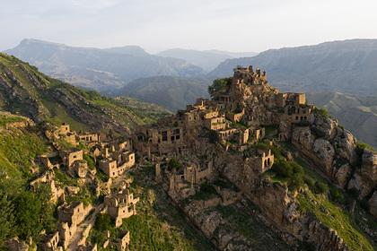 В Дагестане захотели возродить популярный среди туристов «аул-призрак»