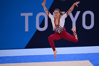 Олимпийские гимнастки выступили в полностью закрытых боди вопреки стандартам