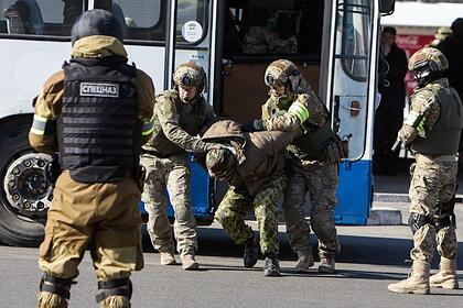 ФСБ провела спецоперацию в 25 российских регионах