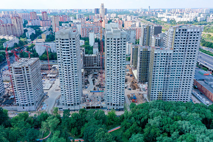 Раскрыты масштабы роста цен на квартиры в Москве