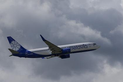 Названа причина экстренной посадки самолета «Белавиа» в России