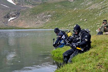 Дайверы опустятся на дно горного озера на Кавказе ради мирового рекорда
