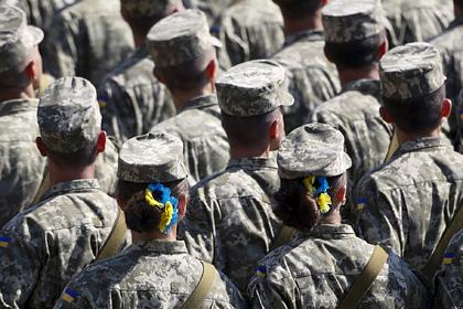 Украинские военные прибыли в Грузию для участия в учениях НАТО