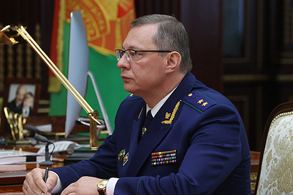 В Белоруссии возбудили тысячи уголовных дел из-за экстремизма и терроризма