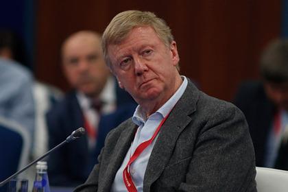 Чубайс оценил потери России из-за мировой борьбы с изменением климата