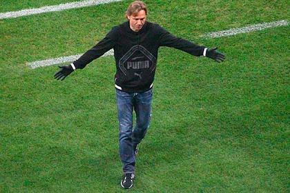 В Кремле отреагировали на назначение Карпина главным тренером сборной России