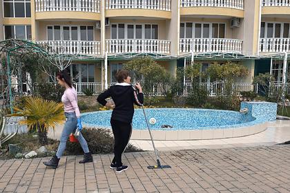 В России начнут контролировать качество отелей
