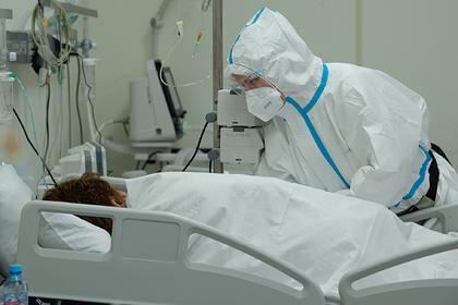 Российский врач назвал способы восстановить дыхание и обоняние после COVID-19