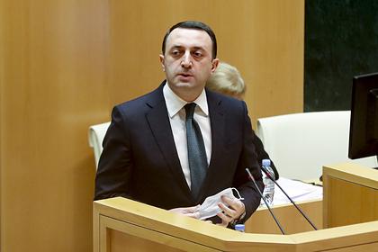 Грузинский премьер обвинил протестующих в распространении коронавируса