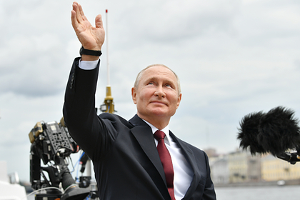 Путин погулял по Кронштадту и дал поручение Беглову