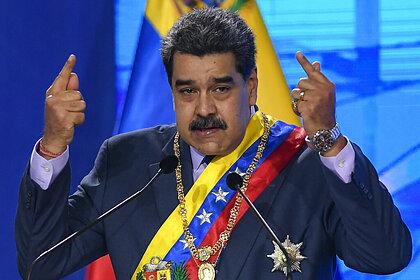 Мадуро призвал США поучаствовать в переговорах с оппозицией Венесуэлы