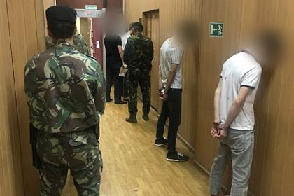 Избившие полицейских во время массовой потасовки россияне задержаны