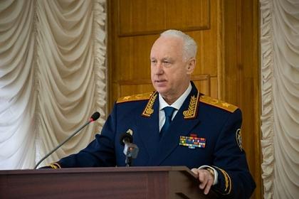 Бастрыкин поставил на контроль дело об убитой семье адмирала ВМФ