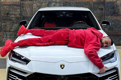 Популярного российского блогера-владельца Lamborghini лишили водительских прав