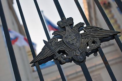 Ущерб по делу о взятках экс-чиновников Минобороны превысил миллиард рублей