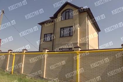 Очередной дом главы ГИБДД Ставрополья попал на видео