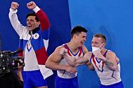 Сборная России по спортивной гимнастики
