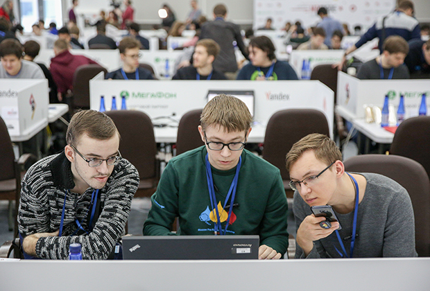 Международный фестиваль по спортивному программированию MosCode Festival в Физтехпарке, в преддверии финала чемпионата мира по программированию для студентов ICPC (International Collegiate Programming Contest)