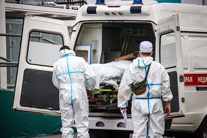 В России выявили 23 032 новых случая коронавируса