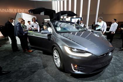 Tesla показала рекордную прибыль