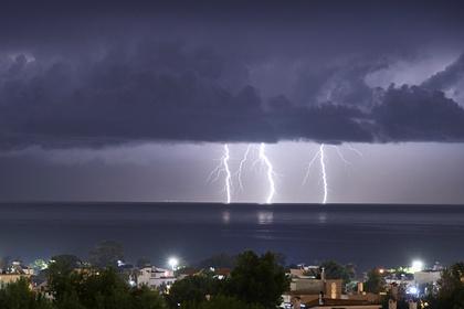 Спрогнозированы осадки в России из-за затопившего Европу циклона «Дирк»