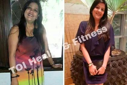 Женщина сбросила 21 килограмм и поделилась способом похудения