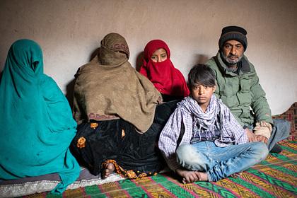 Турция отказалась принимать беженцев из Афганистана