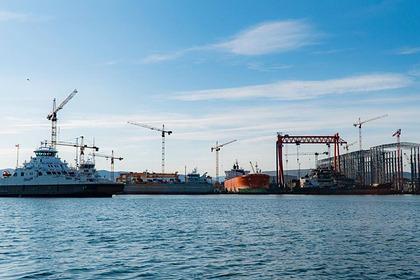 Российский ледокол для Северного морского пути пришлось строить в Турции
