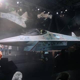 Су-75 «Checkmate»