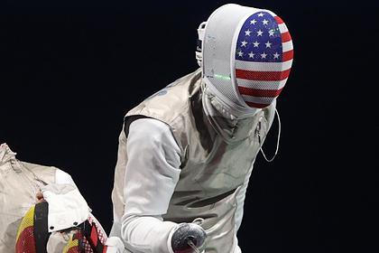 Американские фехтовальщики отказались выходить на матч с Россией на Олимпиаде