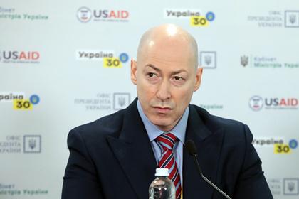 Гордон призвал Украину полностью перекрыть подачу воды в Крым