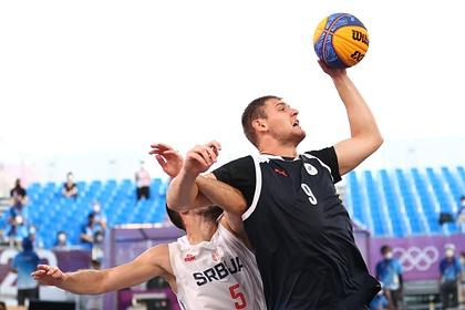 Российские баскетболисты обыграли сербов и вышли в финал Олимпиады