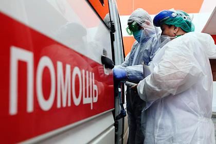 В российском регионе остановят плановую госпитализацию из-за COVID-19