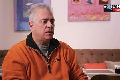Нидерландский журналист пожаловался на кампанию против него