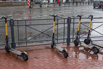 В Петербурге вынесен первый приговор из-за сбитого электросамокатом ребенка
