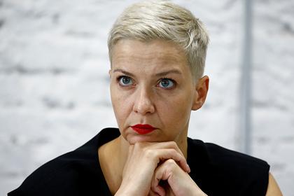 Дело Марии Колесниковой рассмотрят в закрытом режиме